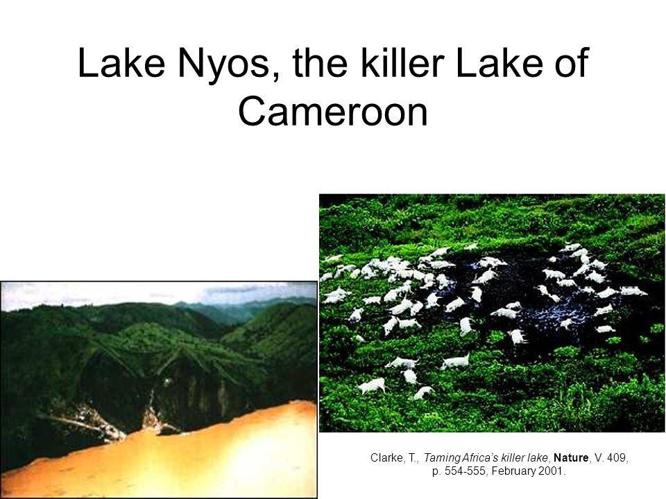 Lake Nyos, the killer Lake of Cameroon
