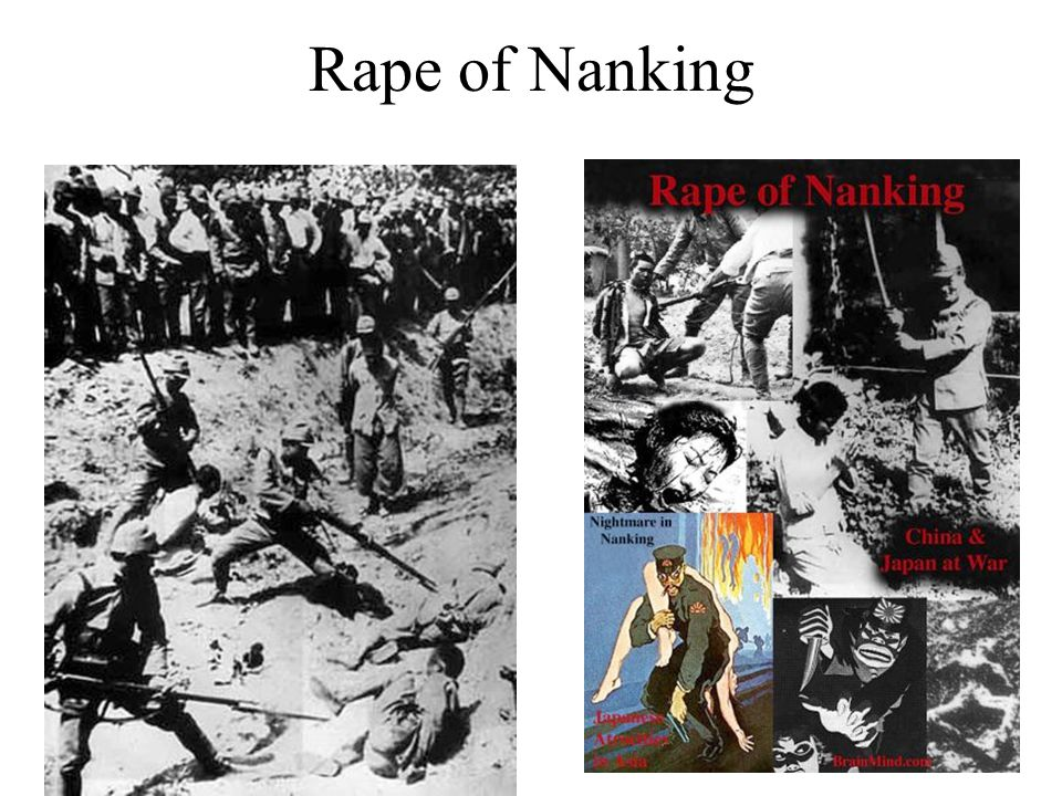 review the rape of nanking The rape of nanking the forgotten holocaust of world war ii by iris chang illustrated 290 pp new york: basic books $25.
