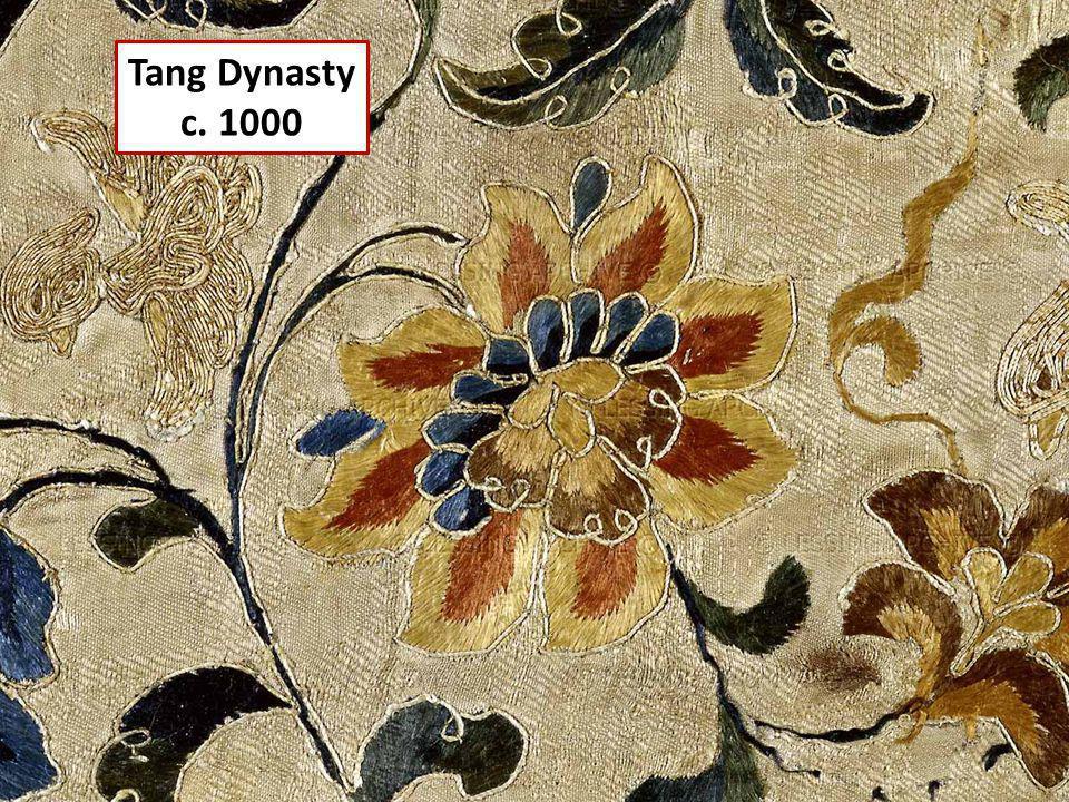 Tang Dynasty c. 1000