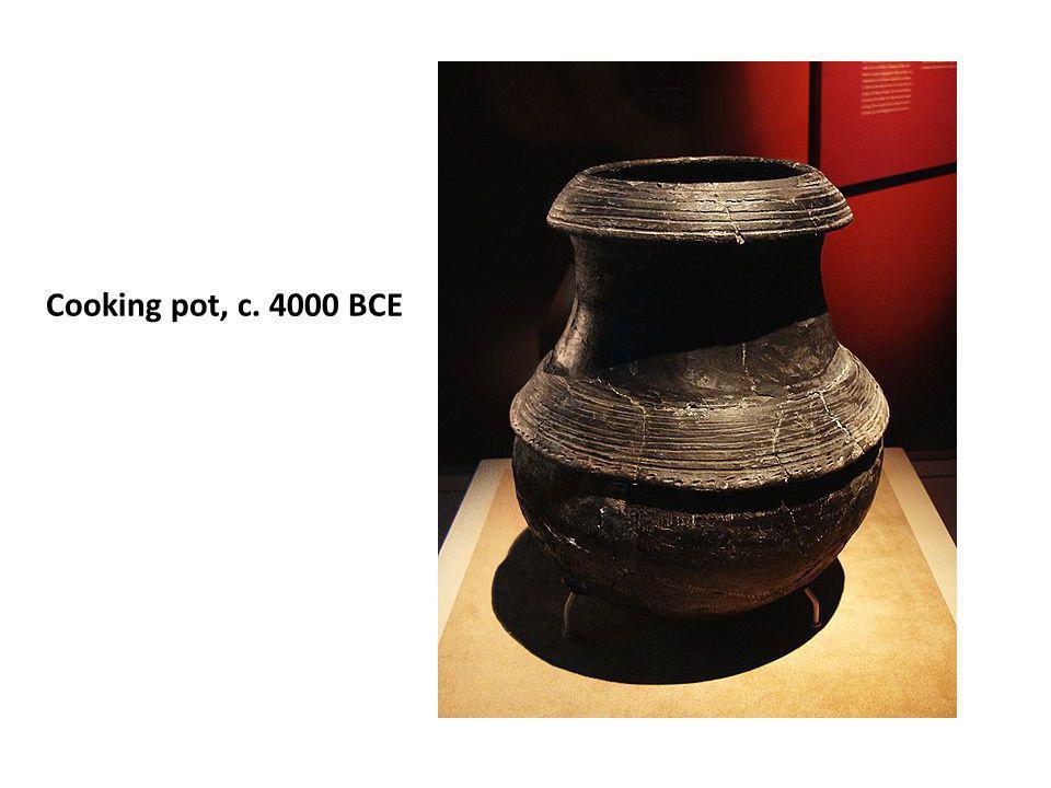 Cooking pot, c. 4000 BCE