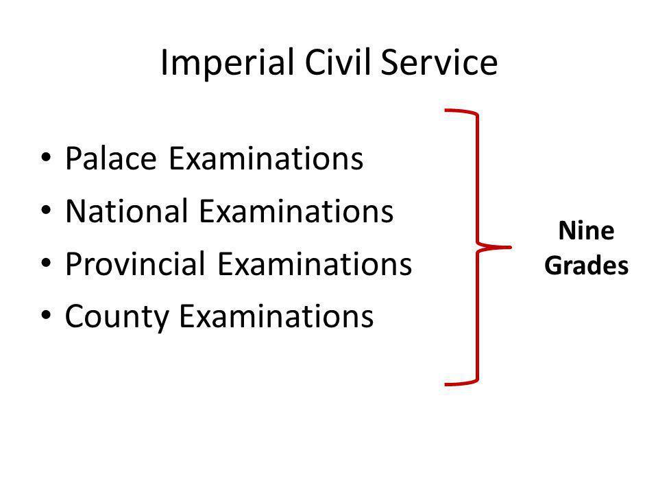 Imperial Civil Service
