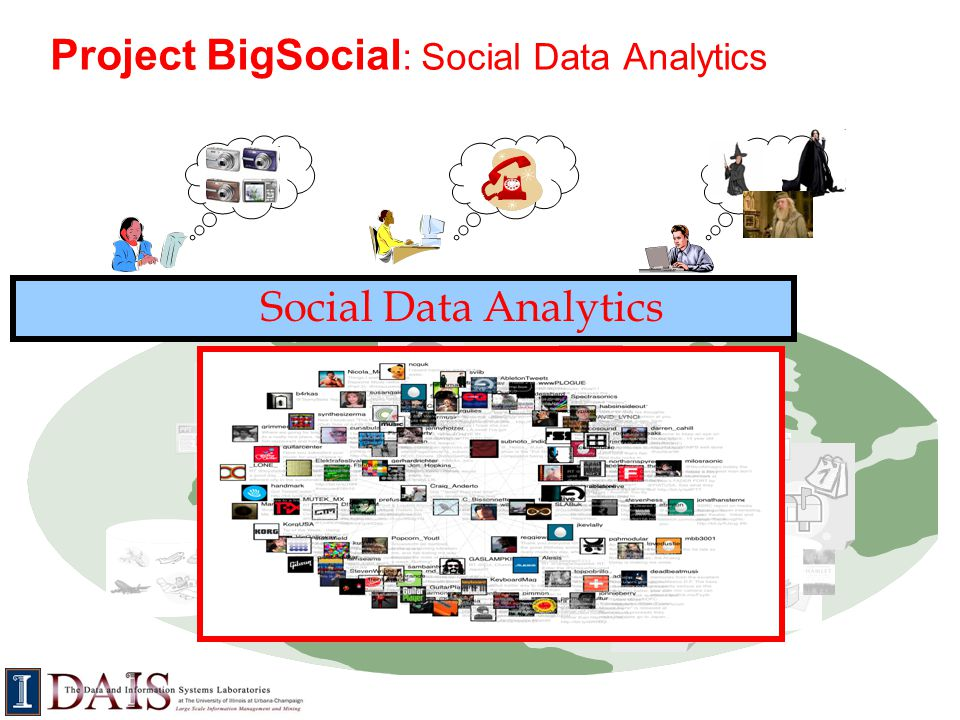 Project BigSocial: Social Data Analytics