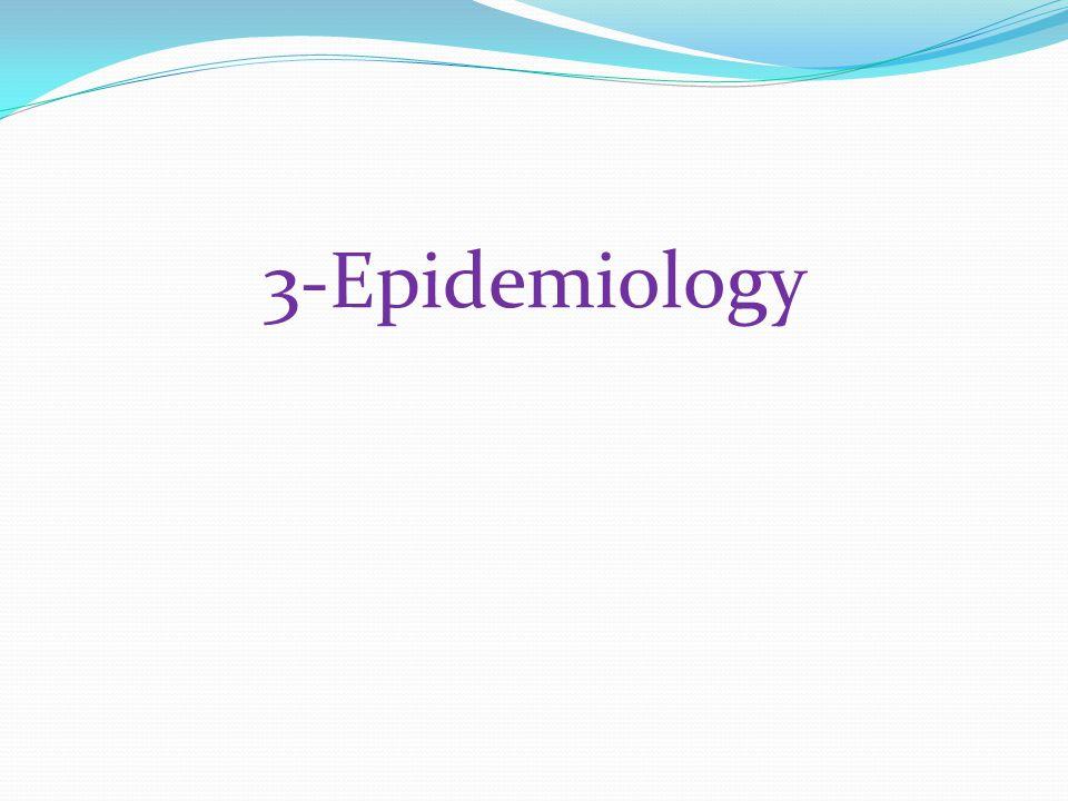 3-Epidemiology