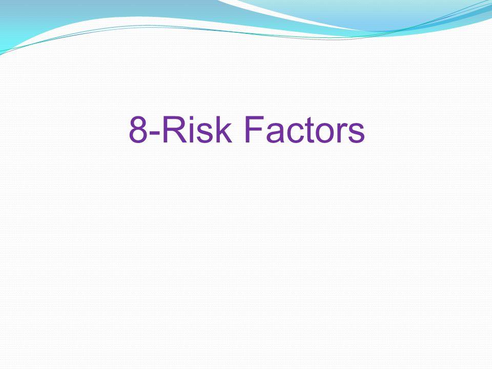 8-Risk Factors