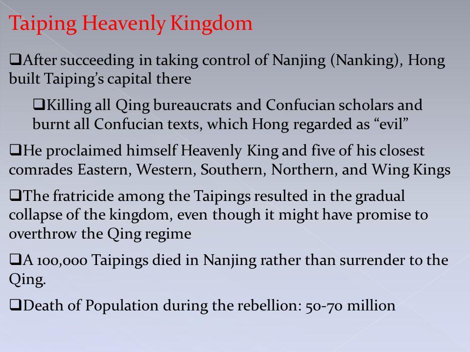 Taiping Heavenly Kingdom
