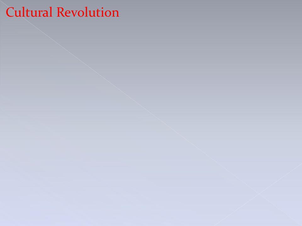 Cultural Revolution