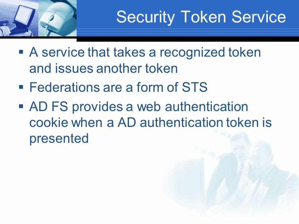Security Token Service