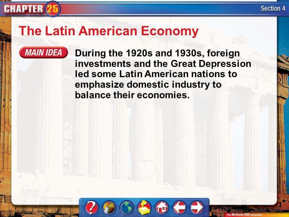 The Latin American Economy
