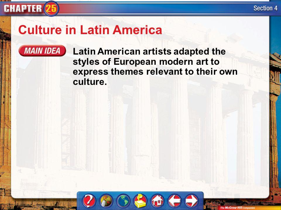 Culture in Latin America