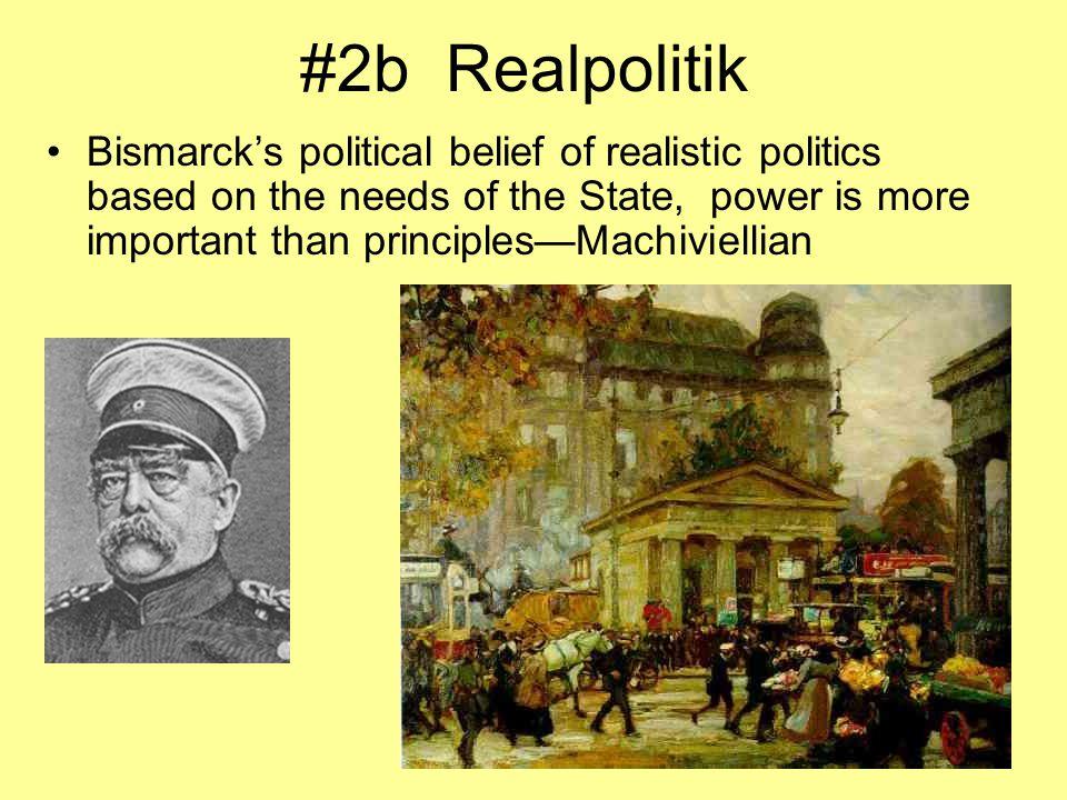 #2b Realpolitik