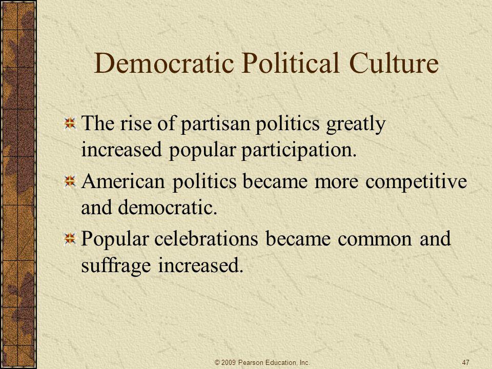 Democratic Political Culture