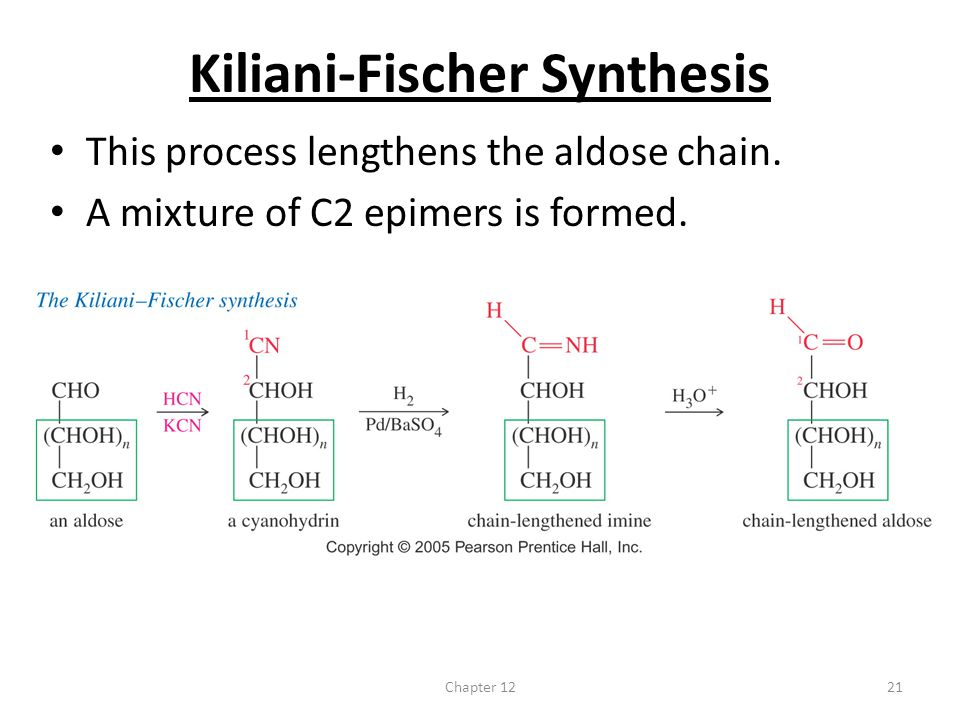 Kiliani-Fischer Synthesis