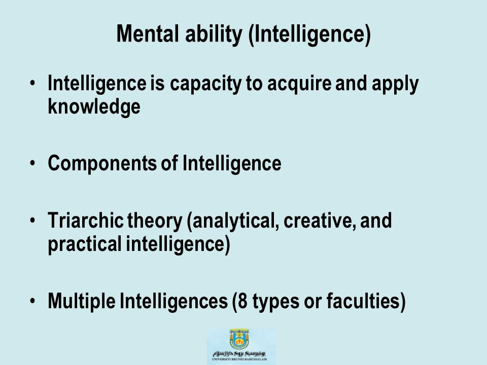 multiple pathways to intelligence and personality spectrum Keys to success quick offers the multiple intelligences with pathways to learning assess your style of interaction with the personality spectrum.