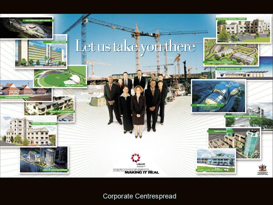 Corporate Centrespread