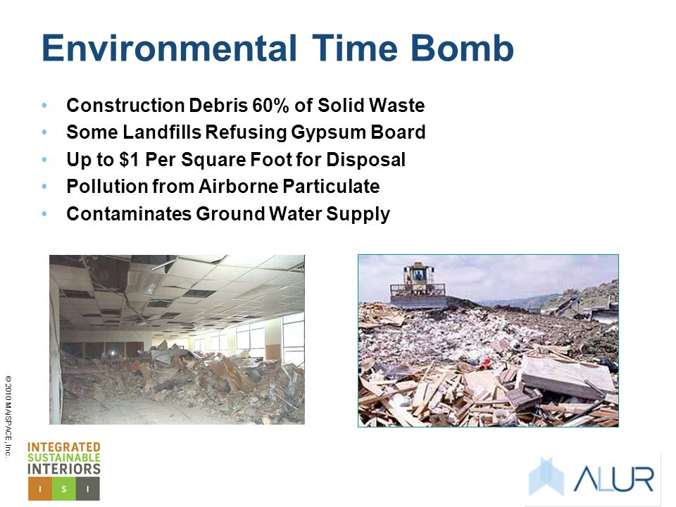 Environmental Time Bomb