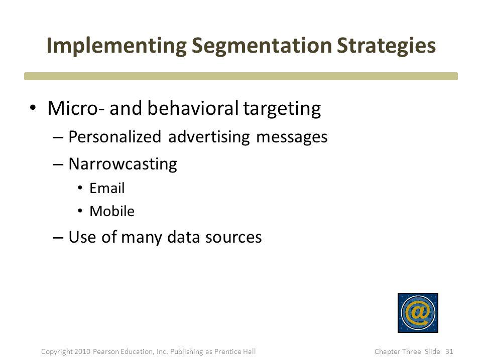 Implementing Segmentation Strategies