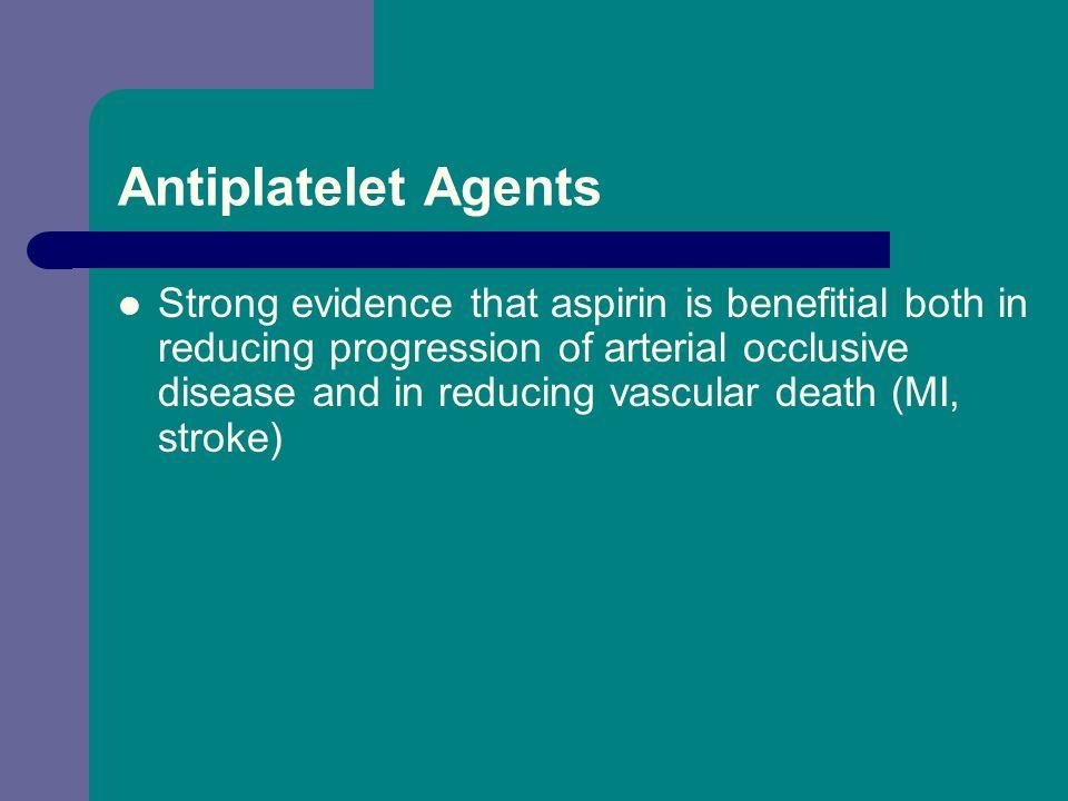 Antiplatelet Agents
