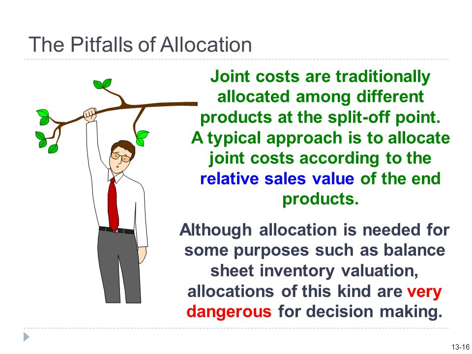 The Pitfalls of Allocation