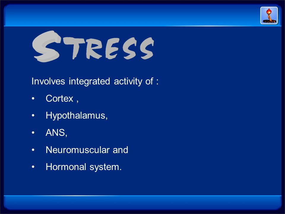 Involves integrated activity of :