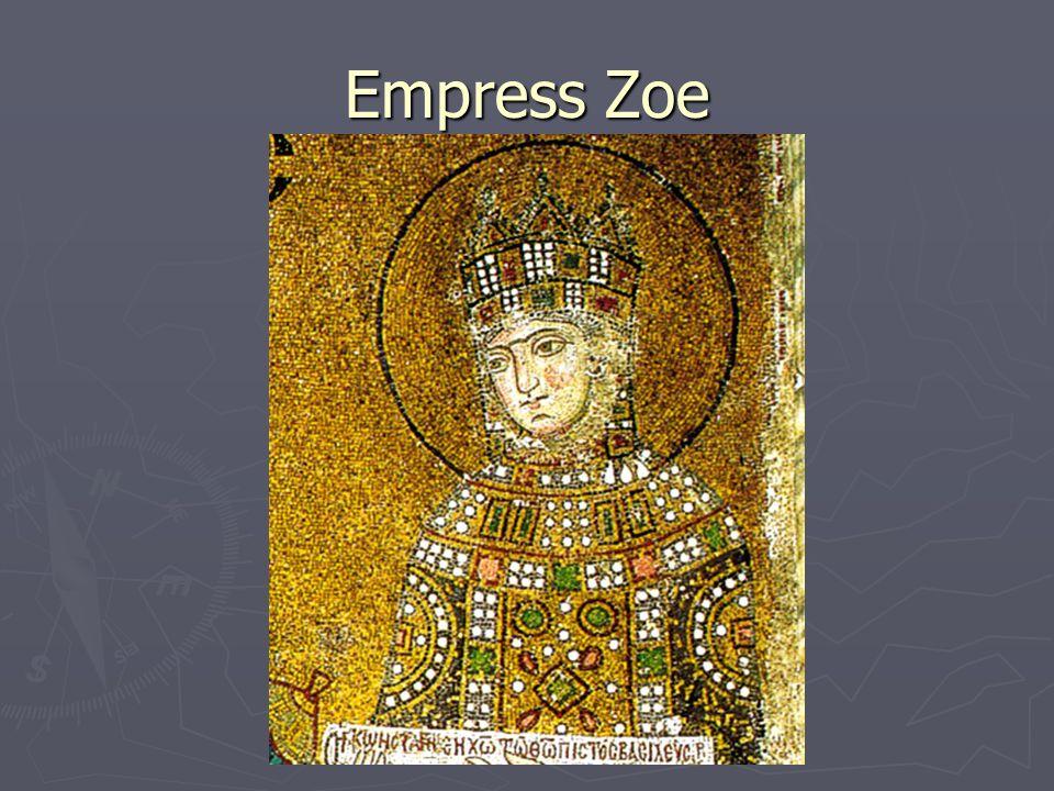 Empress Zoe