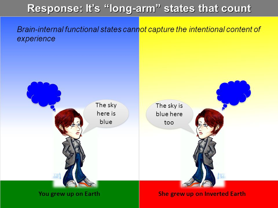 Response: It's long-arm states that count
