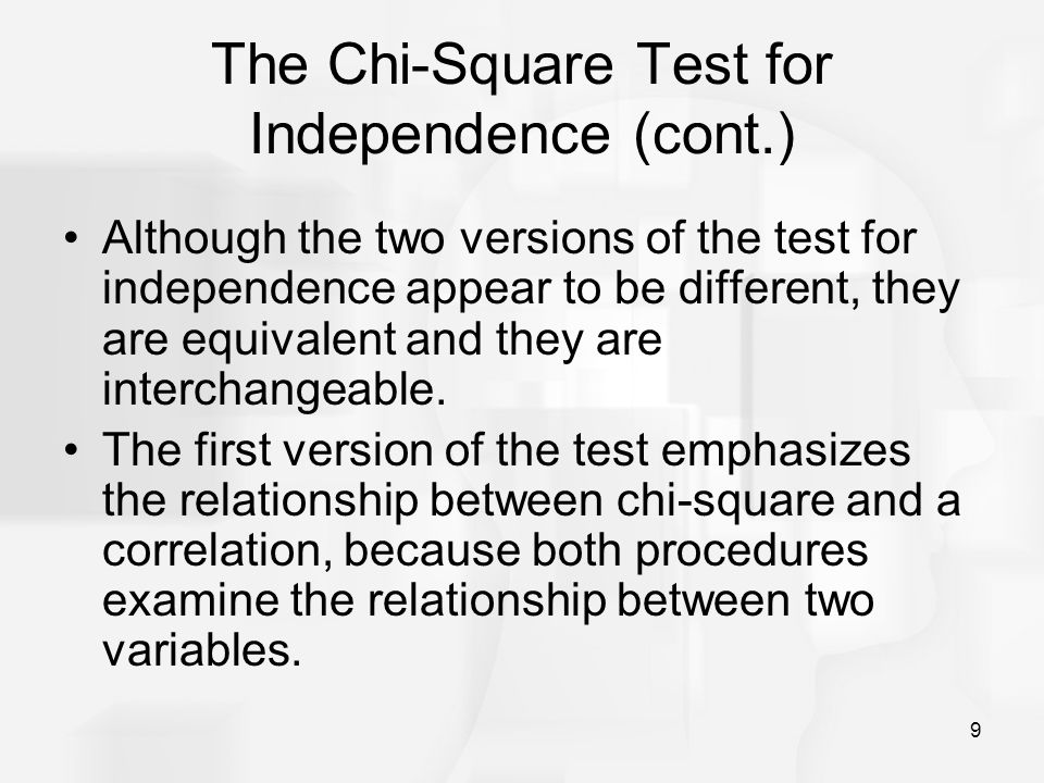 relationship between chi square and anova