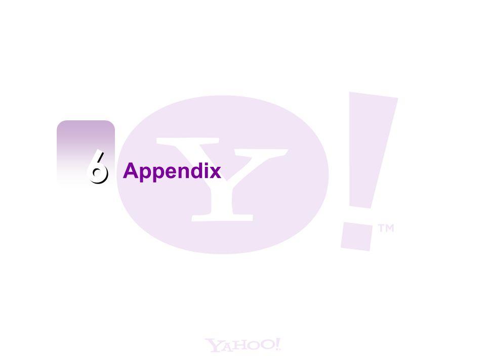 6 Appendix