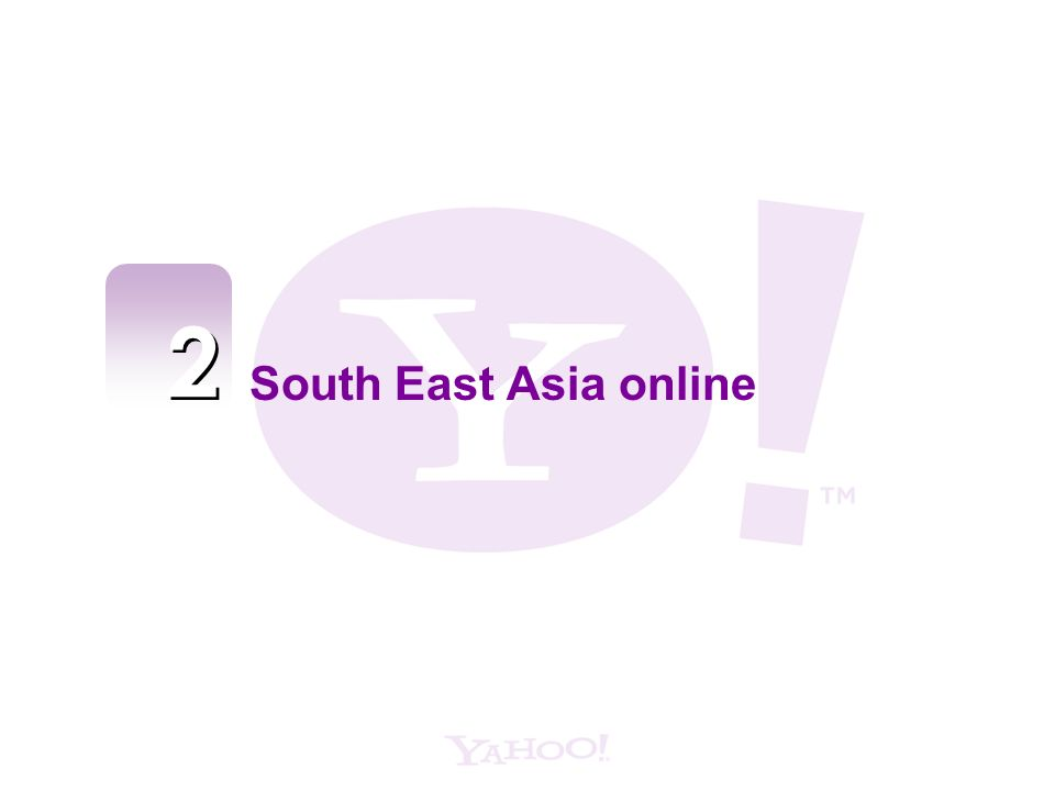 2 South East Asia online
