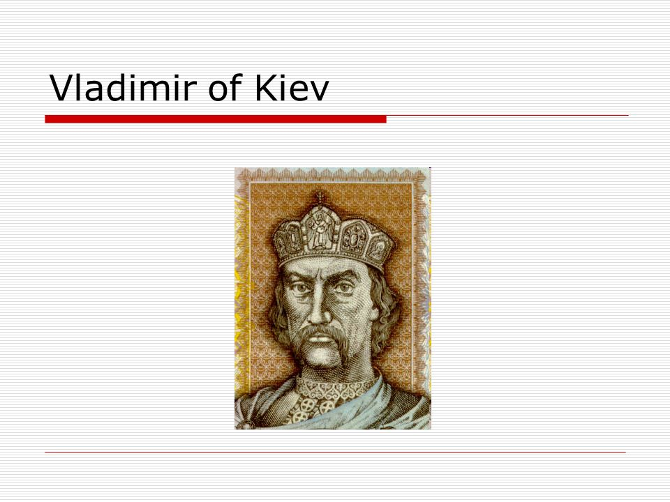 Vladimir of Kiev