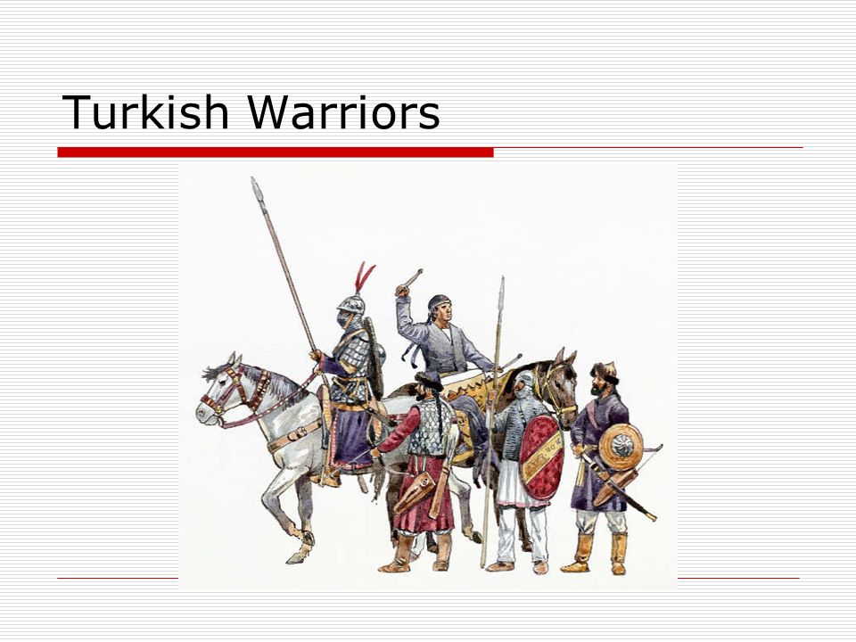 Turkish Warriors