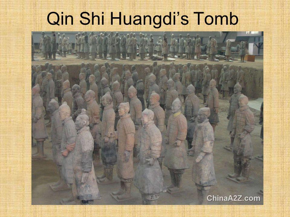 Qin Shi Huangdi's Tomb