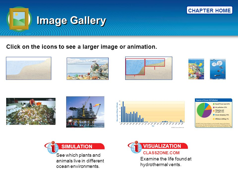 Image Gallery Click on the icons to see a larger image or animation.