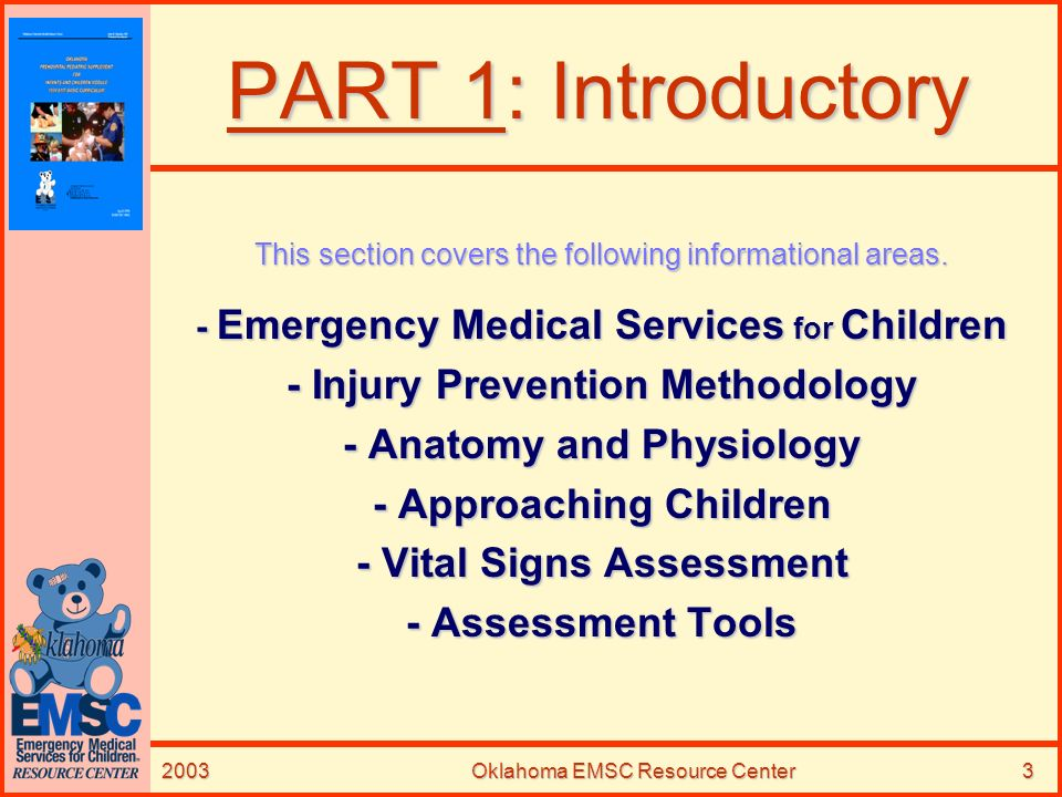 PART 1: Introductory - Injury Prevention Methodology