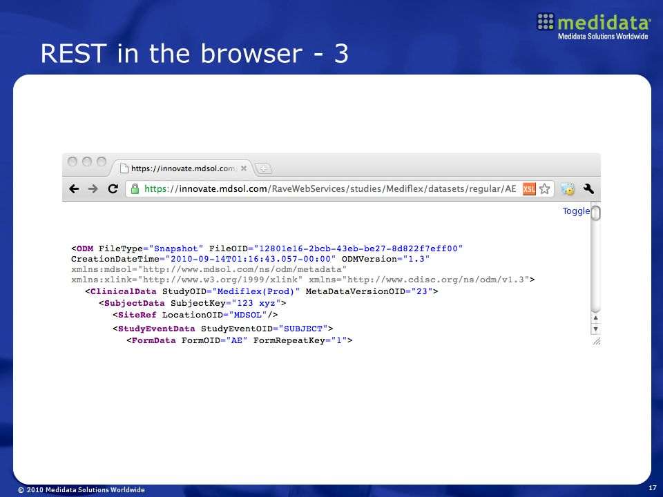 REST in the browser - 3