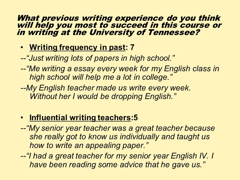 write an essay on a class without teacher Precepts, to assume that there is a single model of the good essay-all this  200- 210 peter elbow, writing without teachers (oxford university press, 1973)  richard a  classroom, also help move the writing teacher toward the textbook  or.