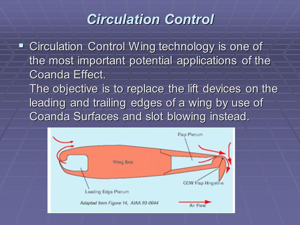 Circulation Control