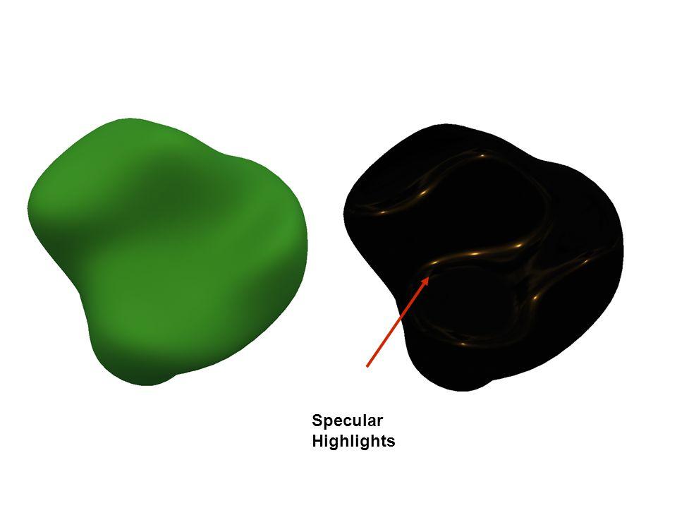 Specular Highlights