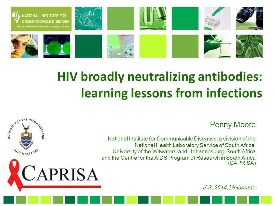 HIV broadly neutralizing antibodies: learning lessons from infections