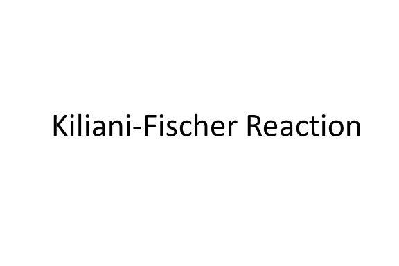 Kiliani-Fischer Reaction