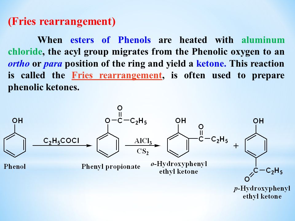 Phenols Ar Oh Ppt Video Online Download