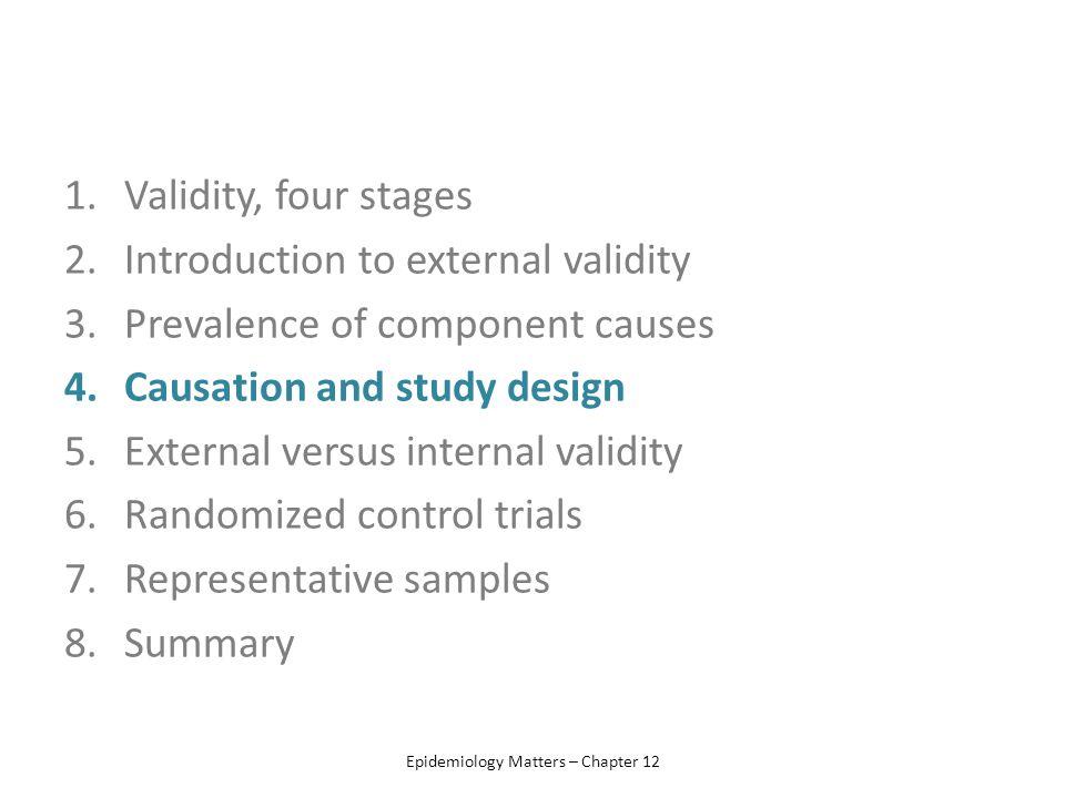 Epidemiology Matters – Chapter 12