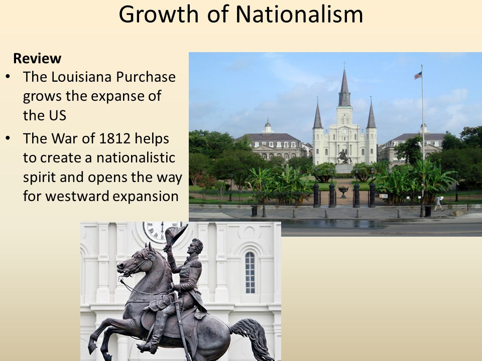 Growth of Nationalism Review