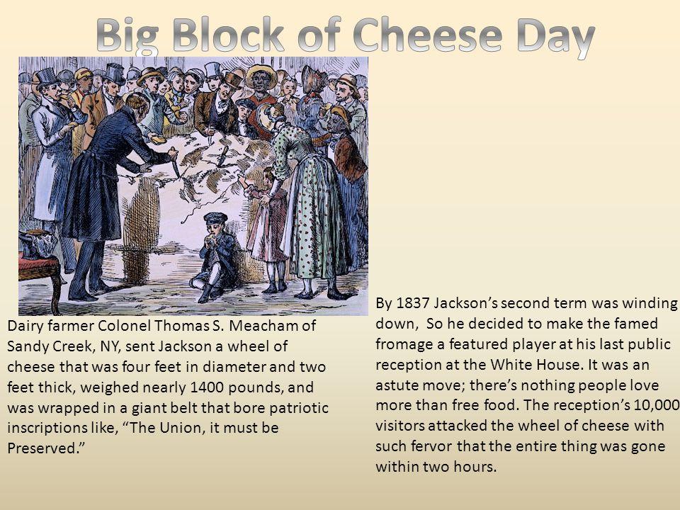 Big Block of Cheese Day http://www.youtube.com/watch v=Vm9HZq53rqU