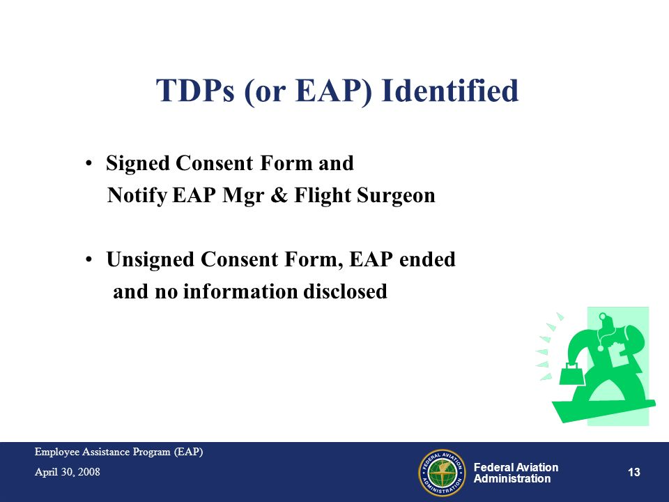 TDPs (or EAP) Identified