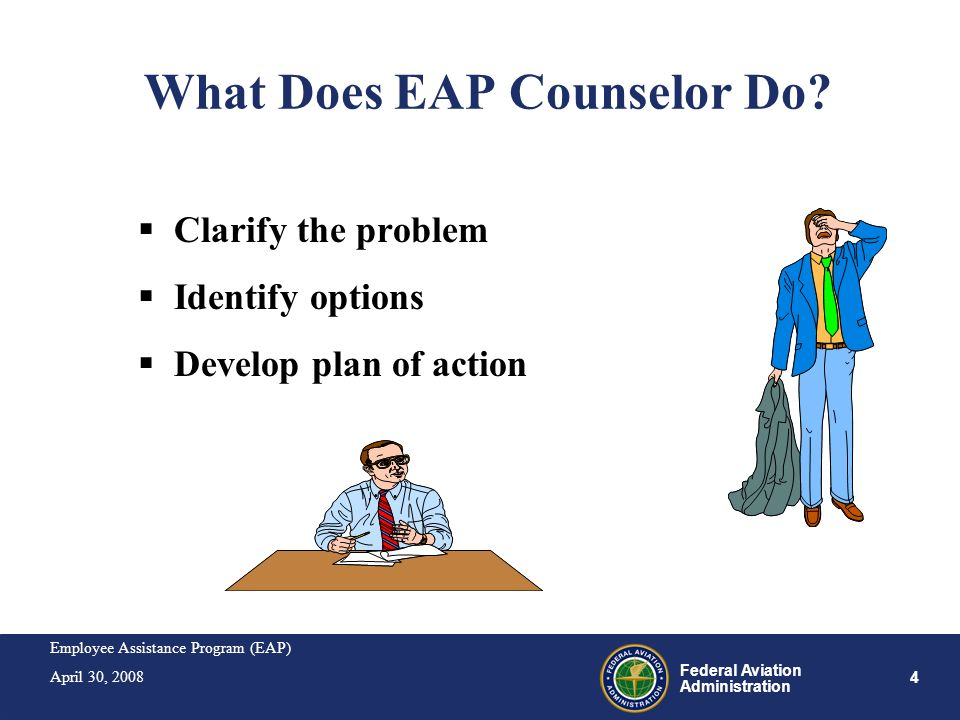 What Does EAP Counselor Do