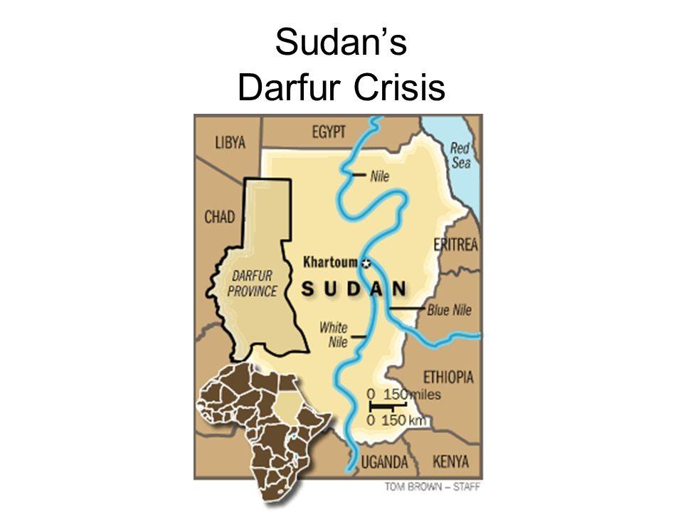 Sudan's Darfur Crisis