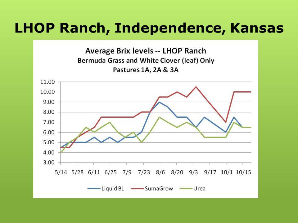 LHOP Ranch, Independence, Kansas