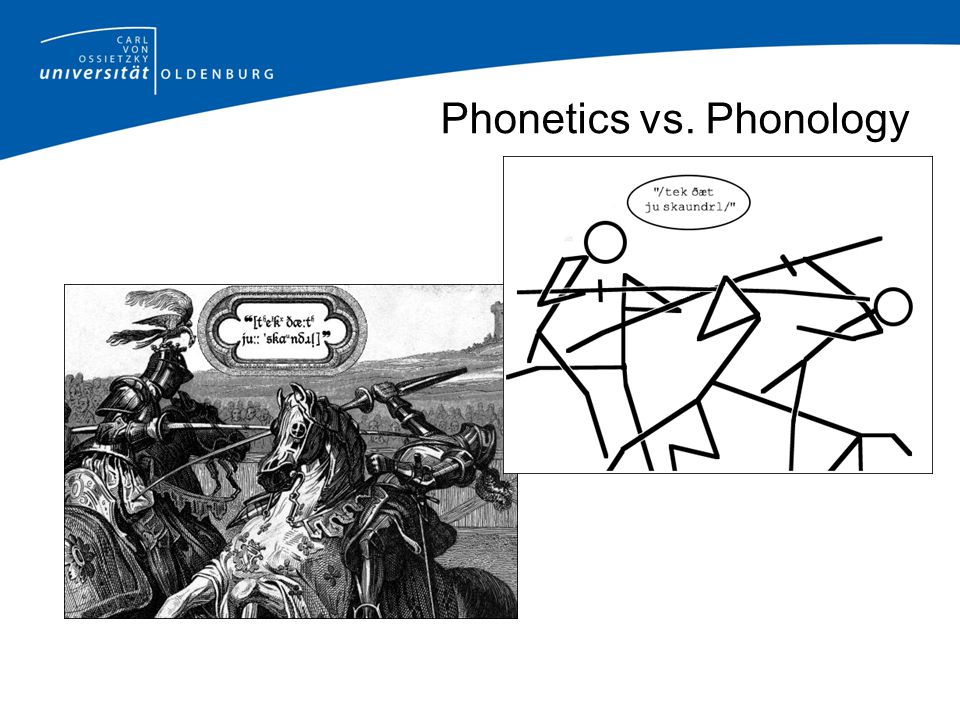 phonetics phonology Phonology is often distinguished from phonetics while phonetics concerns the physical production, acoustic transmission and perception of the sounds of speech, [2] [3] phonology describes the way sounds function within a given language or across languages to encode meaning.
