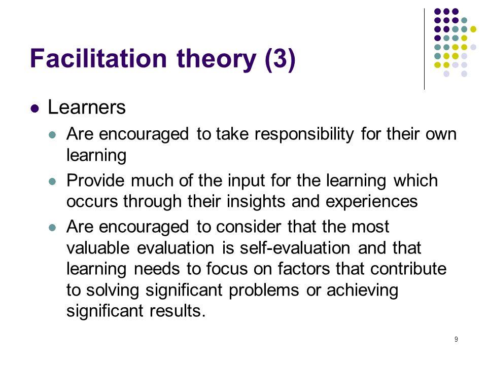 Facilitation theory (3)