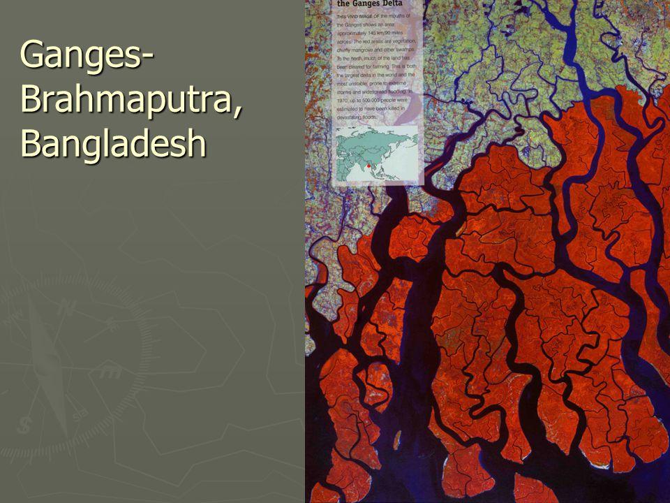 Ganges- Brahmaputra, Bangladesh